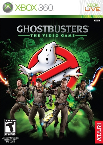 Ghostbusters. The Video Game - Ghostbusters утёк в сеть