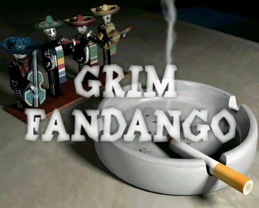 Grim Fandango - Wallpapers