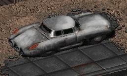 Fallout 2 - Транспорт в мире Fallout