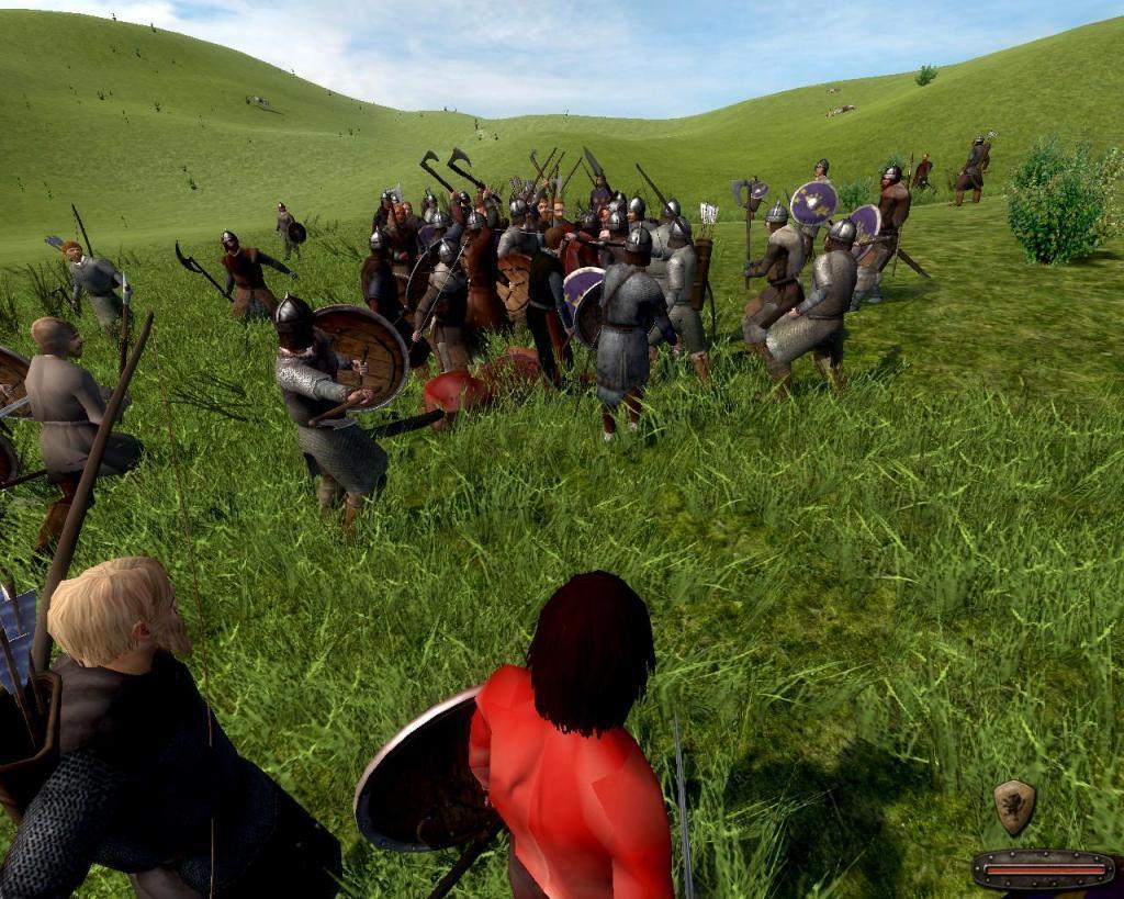 Как устраивать праздники в mount and blade warband