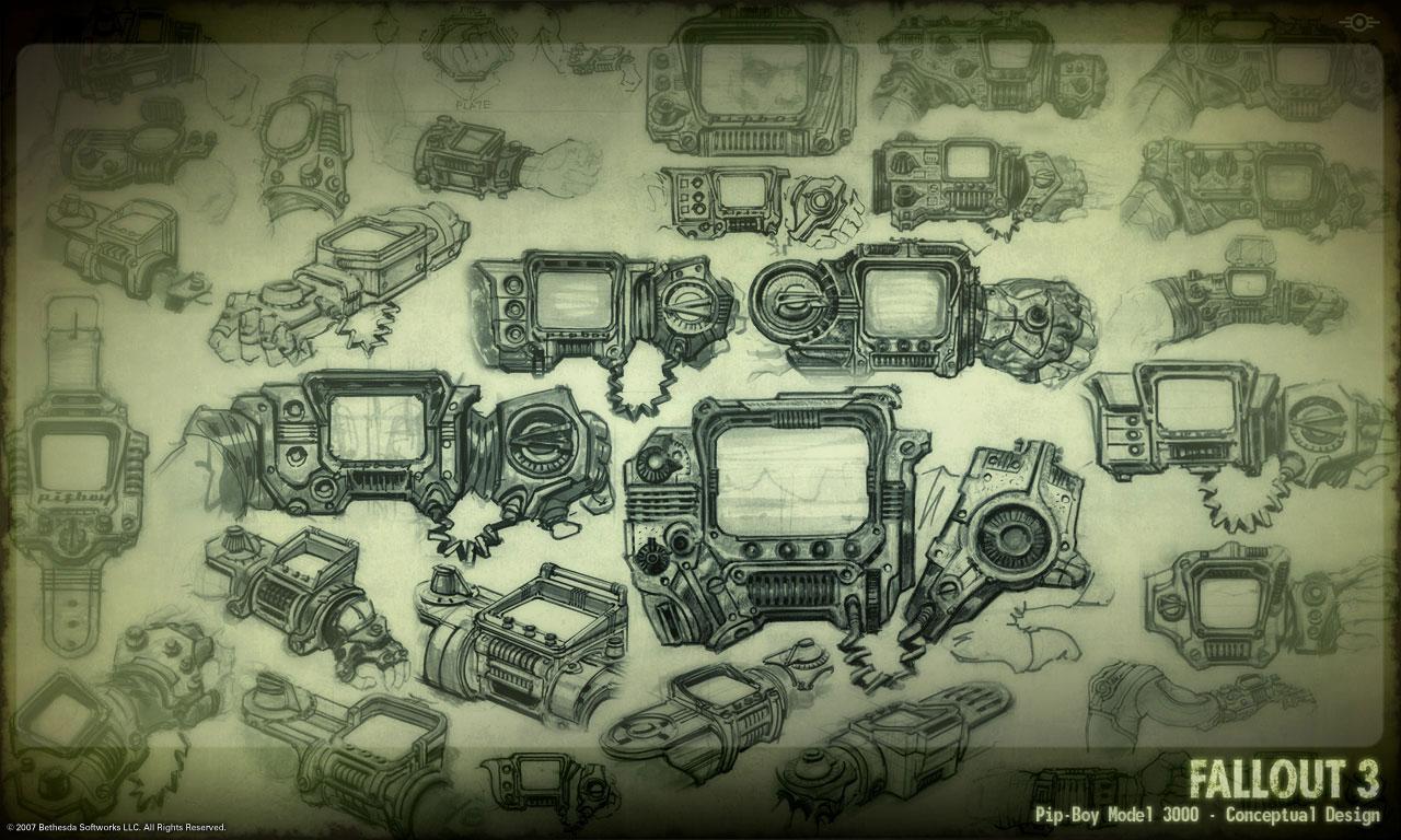 Fallout 3 - Pip-Boy: ������� �...