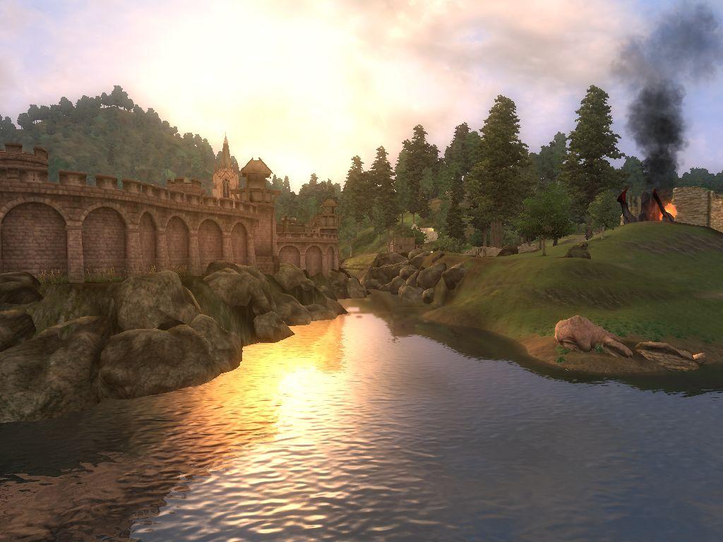 скачать мод на Oblivion на графику - фото 9