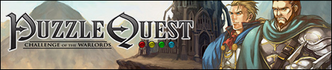 Puzzle Quest: Challenge of the Warlords - Информация - сайты, статьи, карта
