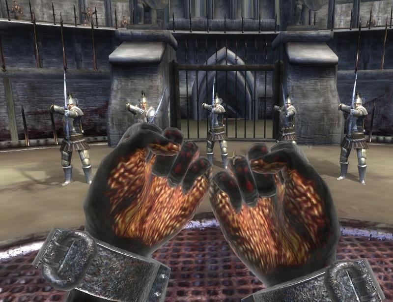 Плагины - Oblivion - ГеймплейПервая версия мода задала новую планку для бое