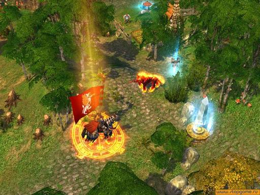 Heroes of Might and Magic V - Скриншоты из игры