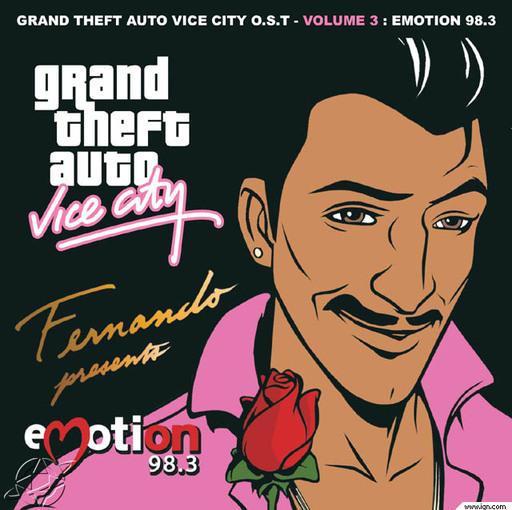 Grand Theft Auto: Vice City - Vice City Art