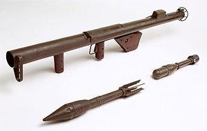 Fallout 2 - Оружие в игре и его реальные прототипы. Тяжёлое оружие
