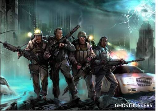 Ghostbusters. The Video Game - Ревью Ghostbusters