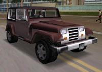 Grand Theft Auto: Vice City - Автопарк Vice City
