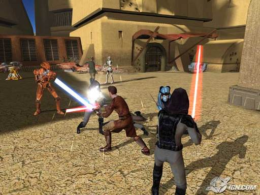 Star Wars: Knights of the Old Republic - Скриншоты