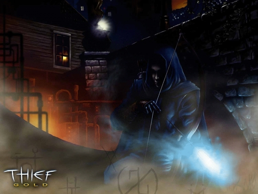 Thief: The Dark Project - Арт