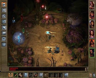 Baldur's Gate 2: Тени Амна - Скриншоты