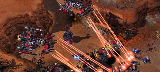 StarCraft II: Wings of Liberty - StarCraft II без LAN-игры