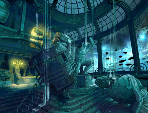 BioShock - Dangerous Art