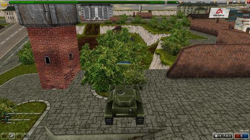 микро танки игра