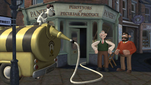 Wallace & Gromit's Grand Adventures - Трейлер и скриншоты
