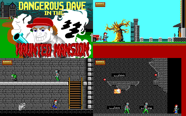 Dangerous Dave скачать - фото 4