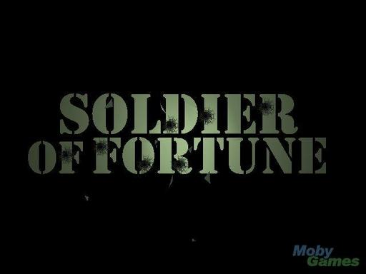 Soldier of Fortune - Скриншоты