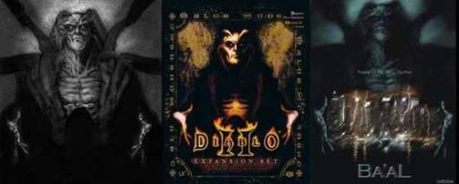 В итоге diablo и diablo 2 мы уничтожили 5 из семи верховных демонов, оставив в живых только белиала и азмодана