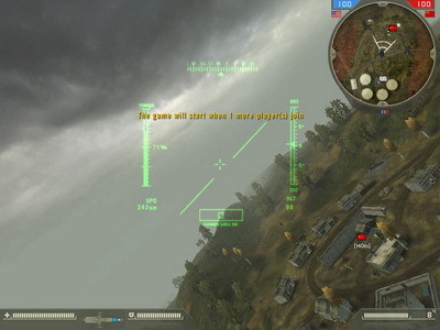 Battlefield 2 - Эволюция пилотирования: Соло на вертолете