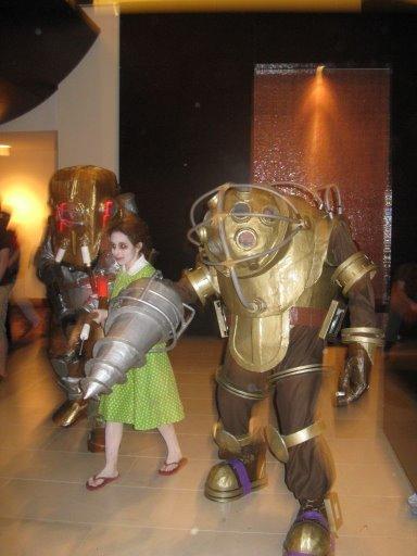 BioShock - Cosplay.