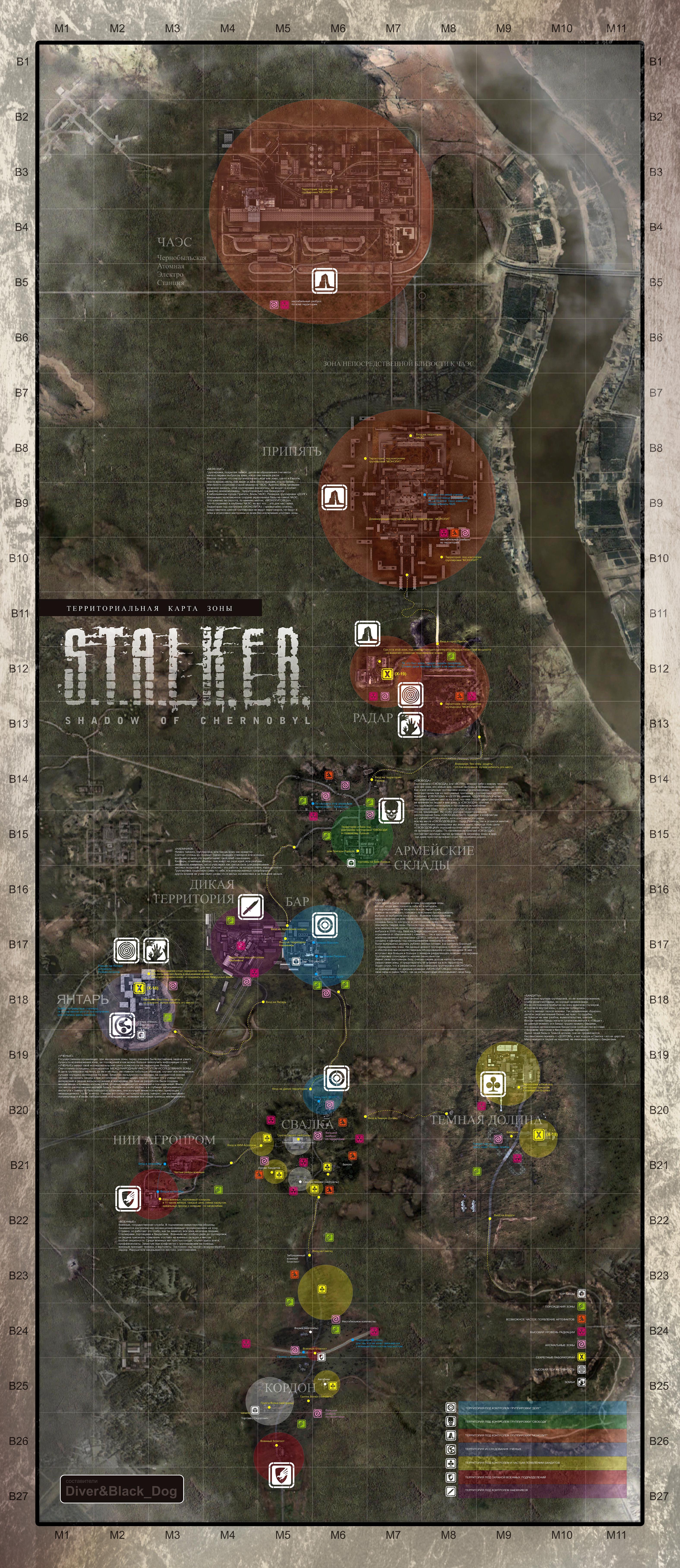 Курс: Создание локации для игры S.T.A.L.K.E.R. Зов Припяти 74