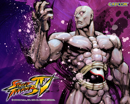 Street Fighter IV - Street Fighter 4 Wallpapers