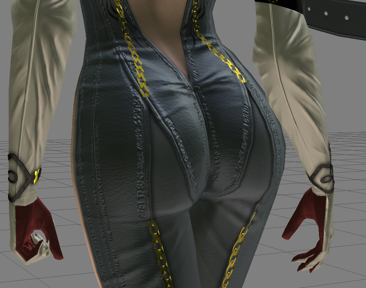 Bayonetta booty xxx video