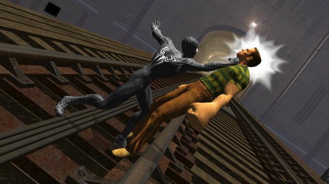Человек паук 3 игры прохождение скачать