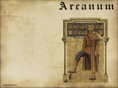Arcanum схемы все