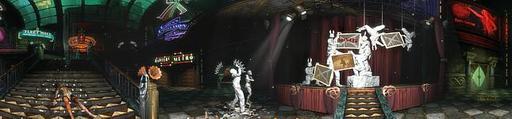 BioShock - Сферические панорамы.