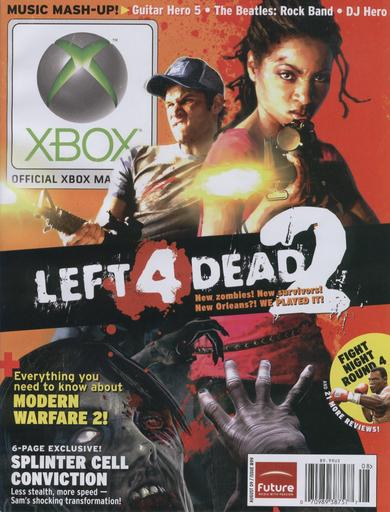 Left 4 Dead 2 - OXM August 2009: Exclusive L4D2 Preview