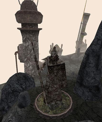 Elder Scrolls III: Morrowind, The - Загадка двемеров