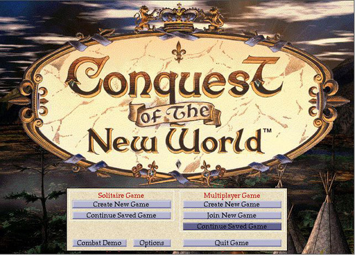 Conquest of the New World - Скриншоты Conquest of the New World