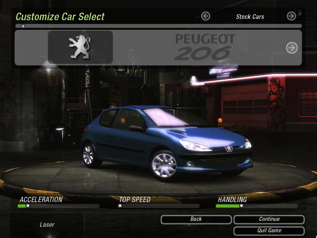 Cars — Need for Speed: Underground 2 — Игры — Gamer ru