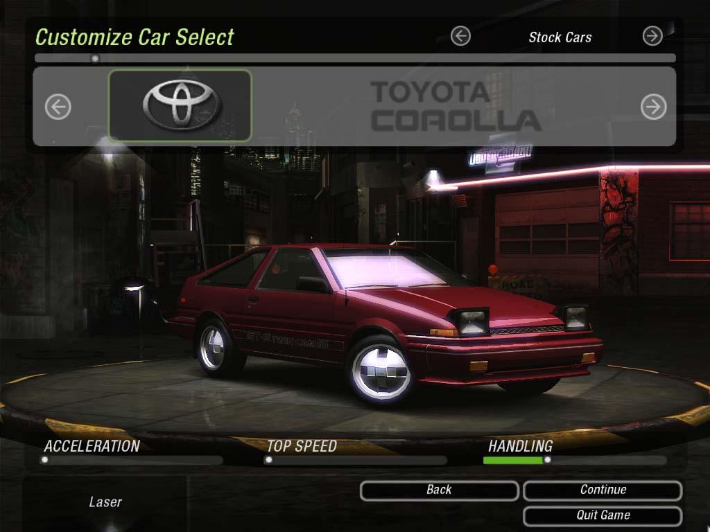 Cars — Need for Speed: Underground 2 — Игры — Gamer.ru ...