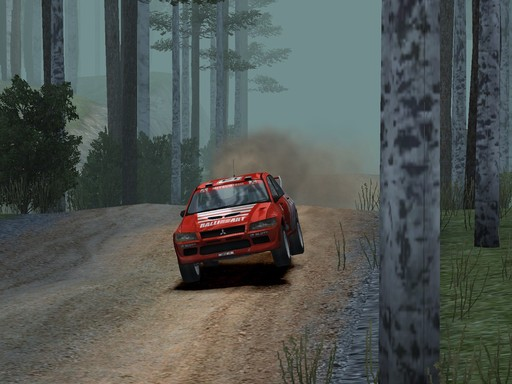 Colin McRae Rally 04 - Скриншоты из Colin McRae Rally 04