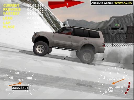 4x4 Evolution - Скриншоты из игры