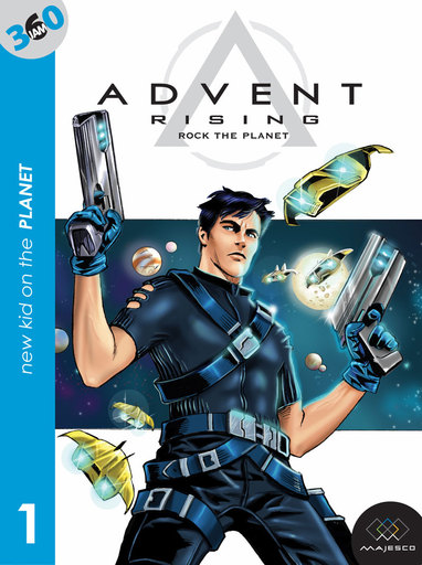 Advent Rising: Rock the Planet