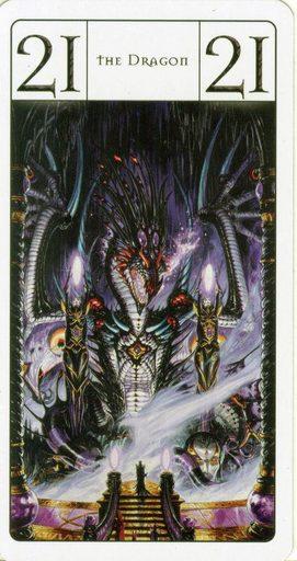 Герои 6 карты таро таро драконов