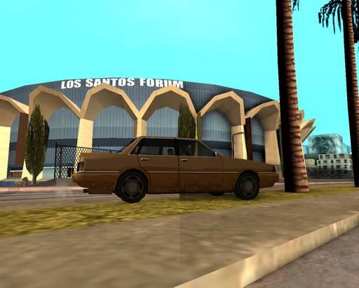 Grand Theft Auto: San Andreas - Grand Theft Auto: San Andreas и ENB Series