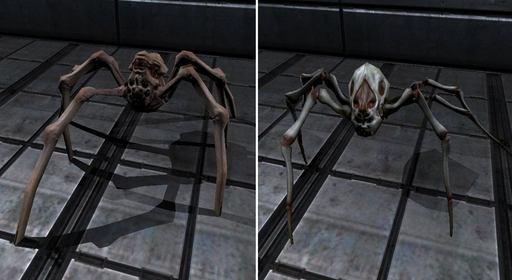 Doom 3 - Бестиарий