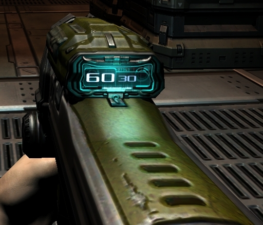 Doom 3 - Арсенал