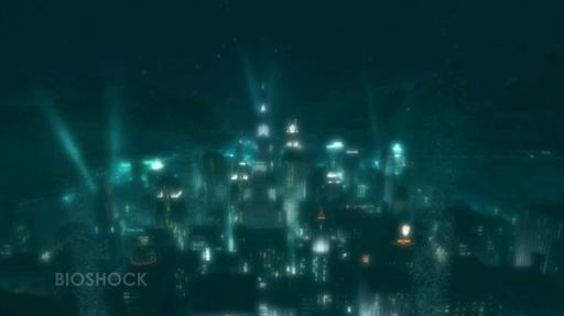 BioShock - Погружение в подводную легенду.