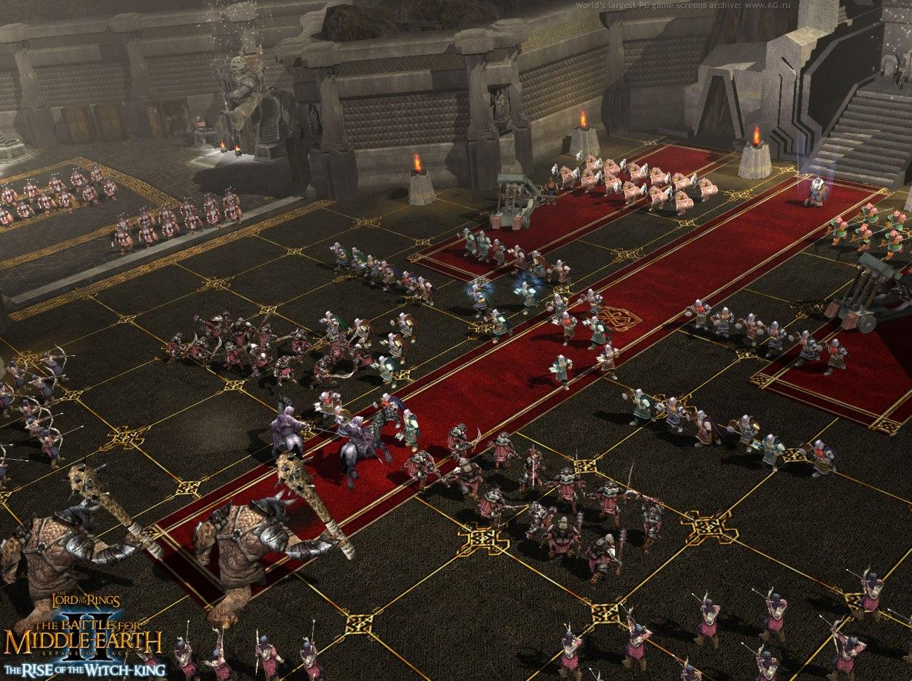 Игру Властелин Колец Битва За Средиземье 2 Под