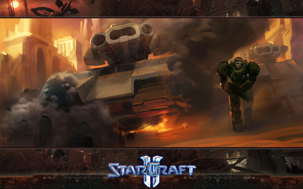 Смотреть порно картинки в игре starcraft ii 8 фотография