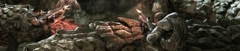 Gears of War 2 - Мультиплеер Gears of War 2 для всех Silver Xbox Live аккаунтов