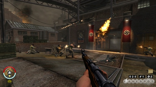 Wolfenstein (2009) - Wolfenstein Multiplayer (часть 1)