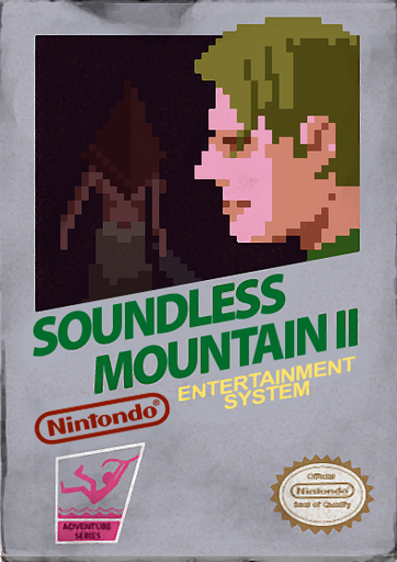 Soundless Mountain II