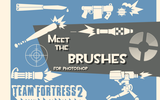 Team Fortress 2 - Meet the brushes